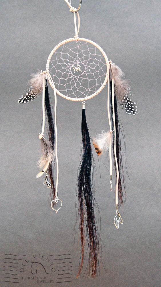 Horse Hair Gifts Dreamcatcher